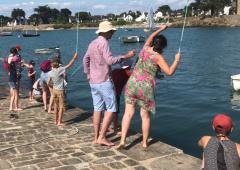 Atelier enfant pâtisserie - Arzon /Golfe du Morbihan 56-14