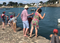 Atelier enfant perles - Arzon / Golfe du Morbihan 56-14