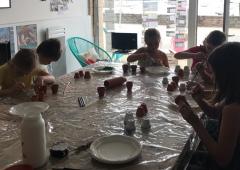 Atelier enfant perles - Arzon / Golfe du Morbihan 56-5