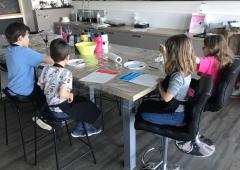 Atelier enfant pâtisserie - Arzon /Golfe du Morbihan 56-13