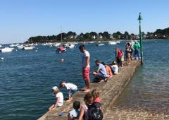 Atelier enfant perles - Arzon / Golfe du Morbihan 56-12
