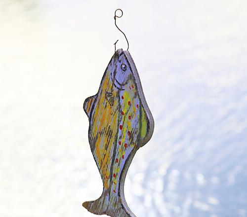 Activité canne à pêche