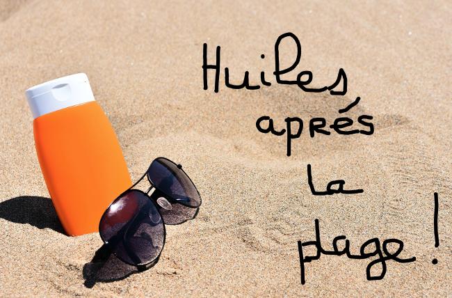 """ATELIER HUILES DE MASSAGE """"Après-soleil & coups de soleil"""" - Arzon  / Golfe du Morbihan (56) - JUILLET / AOÛT 2021"""