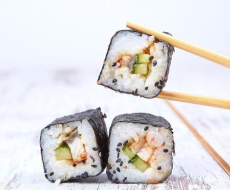 """CUISINONS LES ALGUES """"Maki & sushi maison""""- Arzon / Golfe du Morbihan (56) - JUILLET / AOÛT 2021"""
